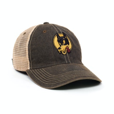 Wolf Mesh Snapback Hat