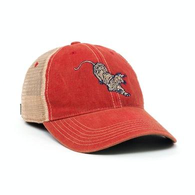 Tiger Mesh Snapback Hat