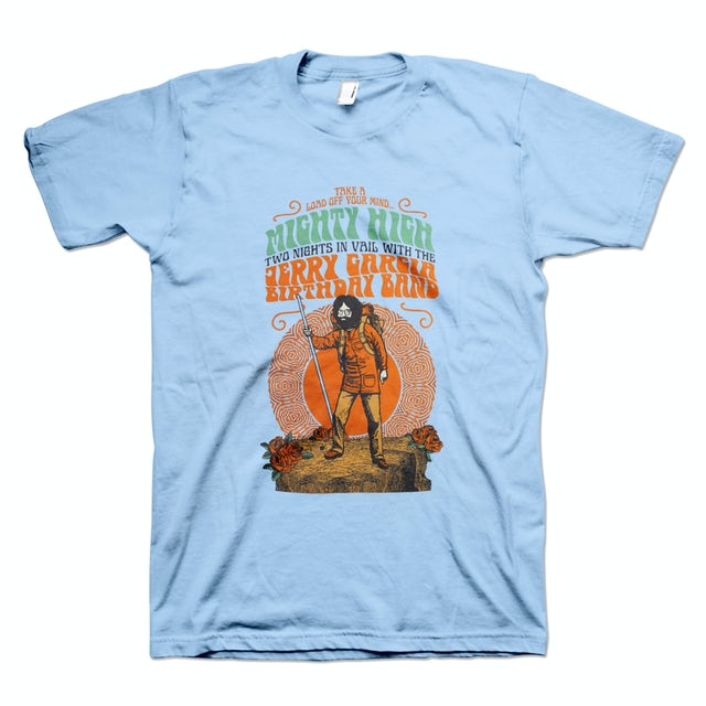 Jerry Garcia Mighty High Organic Event T-Shirt