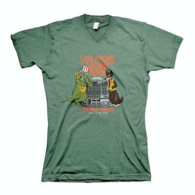 Jerry Garcia Like a Road Leading Home Women's Organic Event T-Shirt