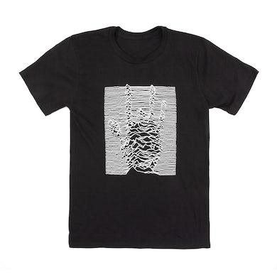 Jerry Garcia Electromagnetic Handprint Organic T-Shirt