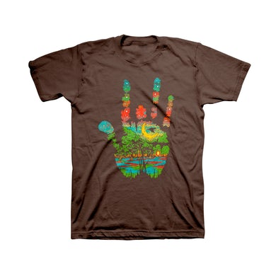 Jerry Garcia Mississippi Moon Organic T-Shirt
