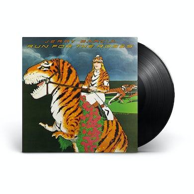 Jerry Garcia Run for the Roses 180gram LP (Vinyl)