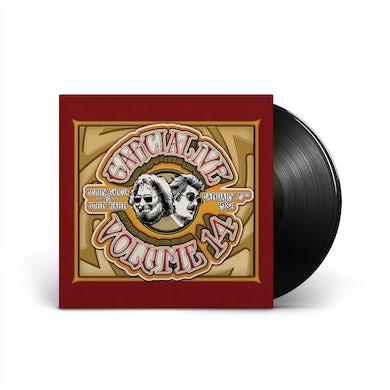 Jerry Garcia & John Kahn – GarciaLive Volume 14: 01/27/86 2-LP Set (Vinyl)