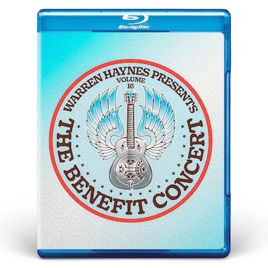 Govt Mule Blu-Ray Edition: Warren Haynes Presents: The Benefit Concert V. 16