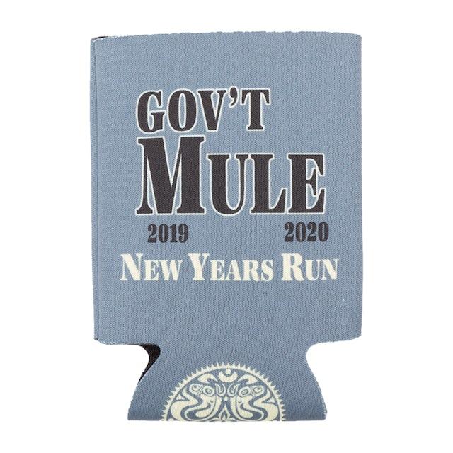 Govt Mule Abbey Mule 2019-2020 NYE Koozie