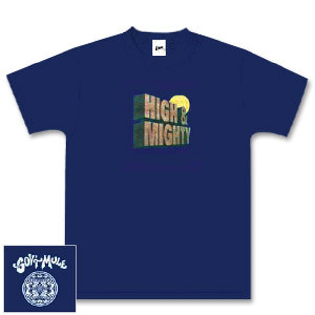 Govt Mule High & Mighty T-Shirt