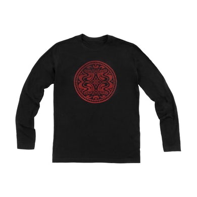 Govt Mule Black Quattro Dose Long-Sleeve T-Shirt