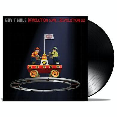 Govt Mule Revolution Come...Revolution Go Double Vinyl