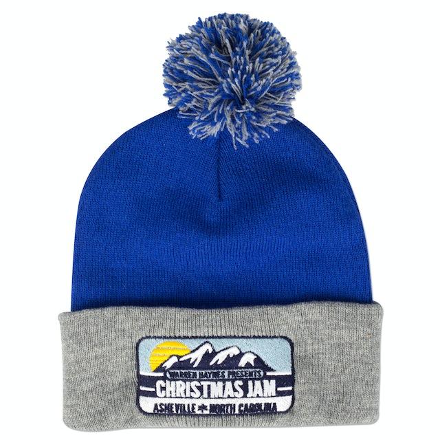 Govt Mule Warren Haynes 2016 Christmas Jam Knit Hat