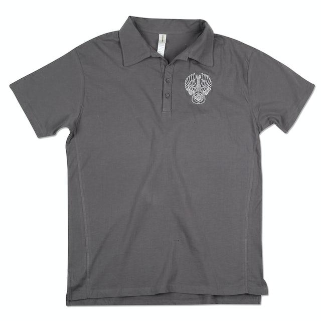 Govt Mule Warren Haynes 2016 Christmas Jam Polo Shirt