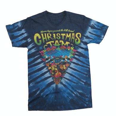 Govt Mule 2018 Christmas Jam Tie Dye