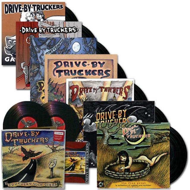 Drive-By Truckers Vinyl Combo