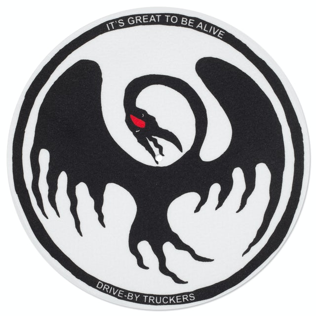 Drive-By Truckers Cooley Bird Vinyl Slip Mat