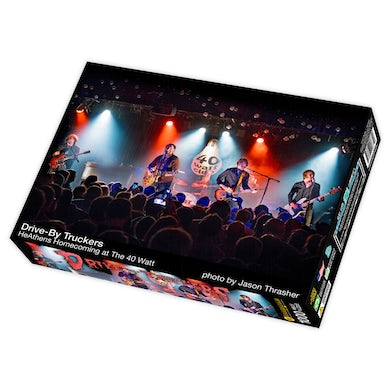 Drive-By Truckers HeAthens Homecoming Puzzle