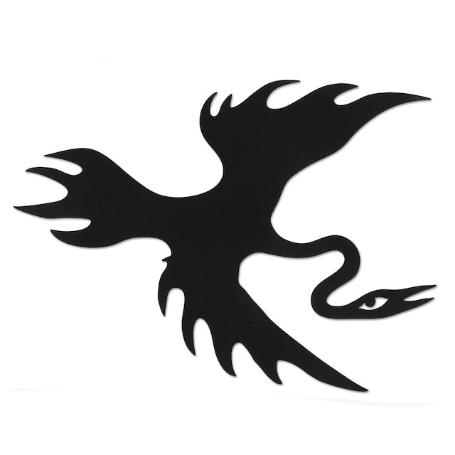 Drive-By Truckers Contour Cut Flying Cooley Bird Sticker