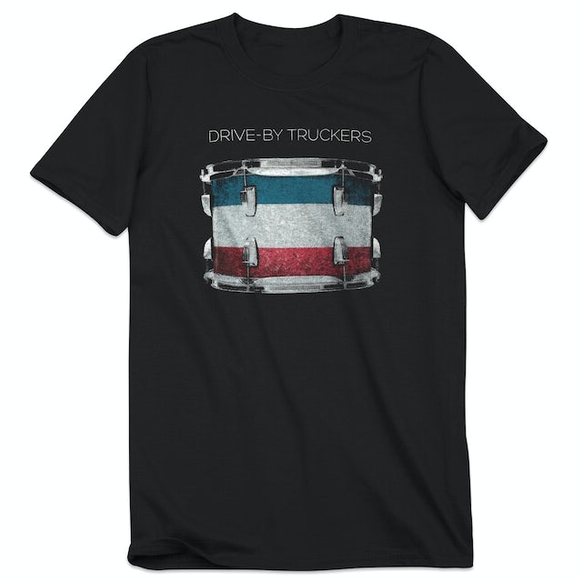 Drive-By Truckers EZB Drum Tee