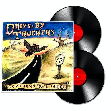 Drive-By Truckers DBT - Southern Rock Opera - Double Vinyl