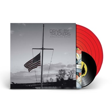 Drive-By Truckers - American Band LP (Vinyl)