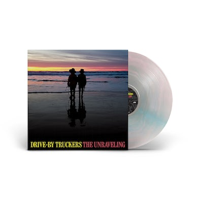 """Drive-By Truckers The Unraveling LP (""""Marble Sky"""" Vinyl)"""