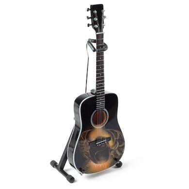 Neal Schon Journey Eclipse Acoustic Mini Guitar