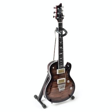 Neal Schon Paul Reed Smith Grey Black Custom 22 Semi-Hollow Mini Guitar