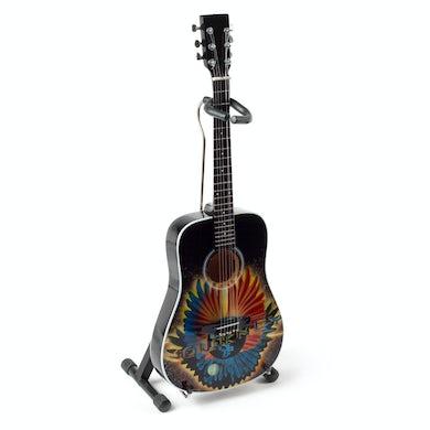 Neal Schon Journey Acoustic Mini Guitar