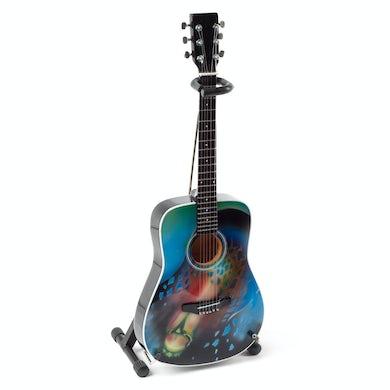 Neal Schon Journey Escape Acoustic Mini Guitar