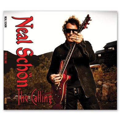 Neal Schon The Calling CD