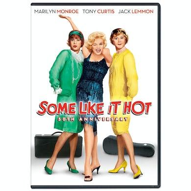 Marilyn Monroe Some Like It Hot DVD