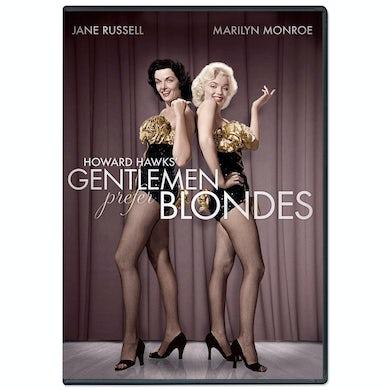 Marilyn Monroe Gentlemen Prefer Blondes DVD