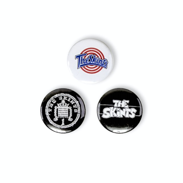 Easy Star Records Skints Pin Pack