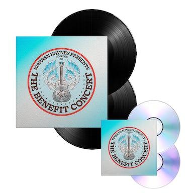 Evil Teen Records CD/DVD + Double Vinyl Bundle: The Benefit Concert  V. 16