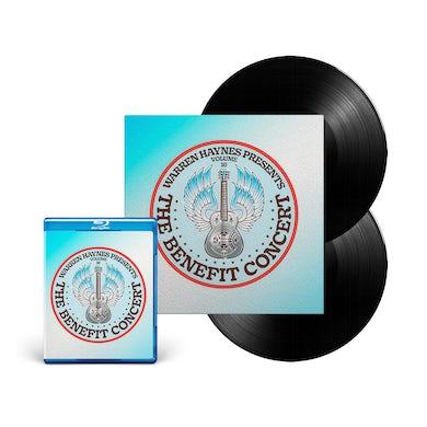 Evil Teen Records Double Vinyl + Blu-Ray Bundle: The Benefit Concert V. 16