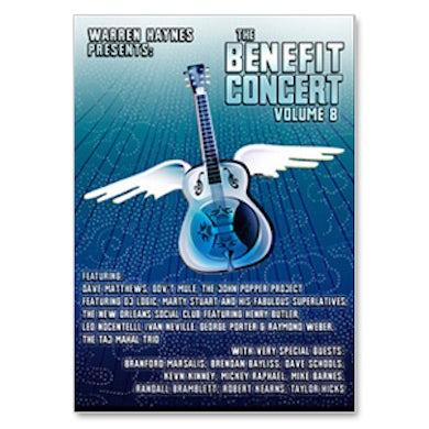 Evil Teen Records Warren Haynes Presents: The 2006 Benefit Concert Volume 8 DVD