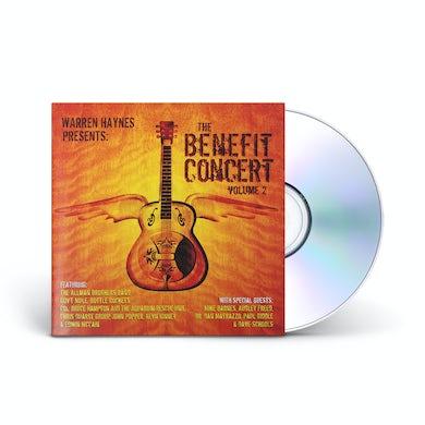 Evil Teen Records Warren Haynes Presents: The 2000 Benefit Concert Volume 2 2-CD Set