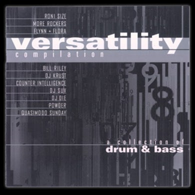 Evil Teen Records Various Artists - Versatility CD