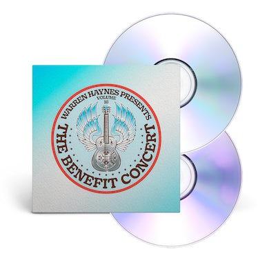 Evil Teen Records Warren Haynes Presents: The Benefit Concert V. 16 CD/DVD