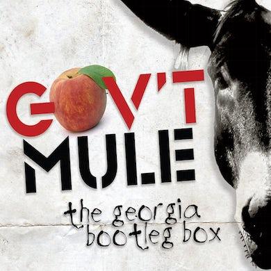 Evil Teen Records Gov't Mule Georgia Bootleg Box Set Digital Download