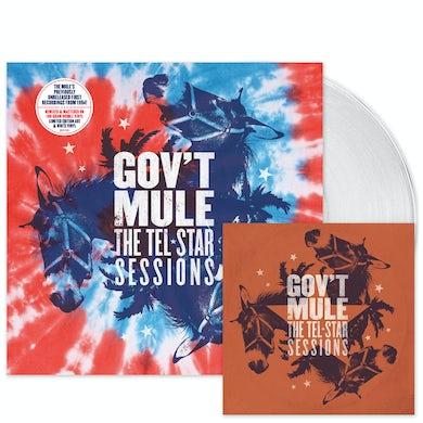 Evil Teen Records Gov't Mule - The Tel-Star Sessions Limited-Edition Vinyl LP & CD Bundle