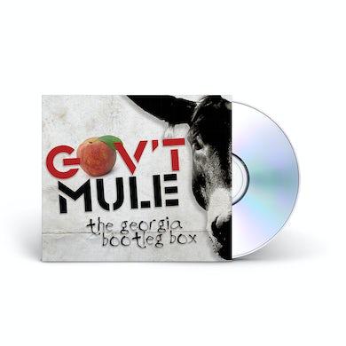 Evil Teen Records Gov't Mule - The Georgia Bootleg Box Set