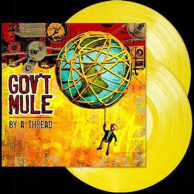 Evil Teen Records Gov't Mule - By a Thread Vinyl LP