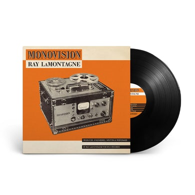 Ray Lamontagne Monovision Vinyl LP + Digital Download