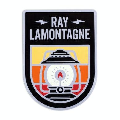 Ray Lamontagne Part Of The Light Tour Lantern Pin