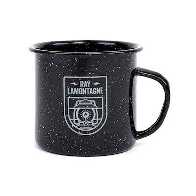 Ray Lamontagne Part of The Light Tour Black Tin Mug
