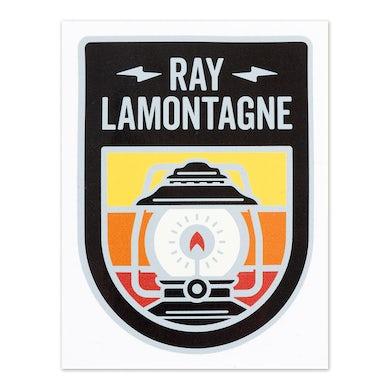 Ray Lamontagne Part of The Light Tour Sticker