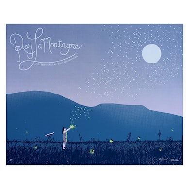Ray Lamontagne The Ouroboros Tour 2016 - Rochester Hills, MI Poster