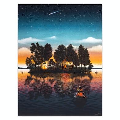 Ray Lamontagne Part Of The Light Tour 2018 - 6/17 Nashville, TN Poster