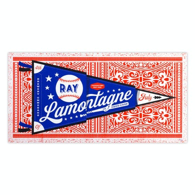 Ray Lamontagne Part Of The Light Tour 2018 - 7/14 Cooperstown, NY Poster