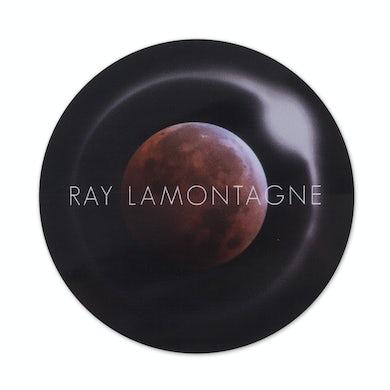 Ray LaMontagne Ouroboros Moon Sticker